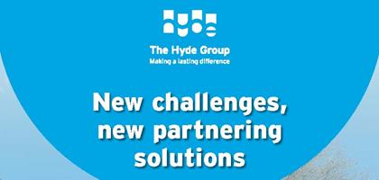New Challenges, new partnering solutions