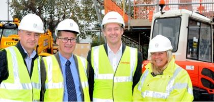 Herne Bay-managers on site-979x354