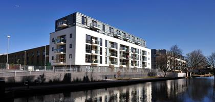 Packington Square canalside apartments 1440x729